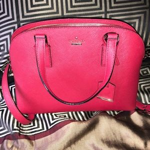 Kate Spade NWT Cameron Street Lottie in red